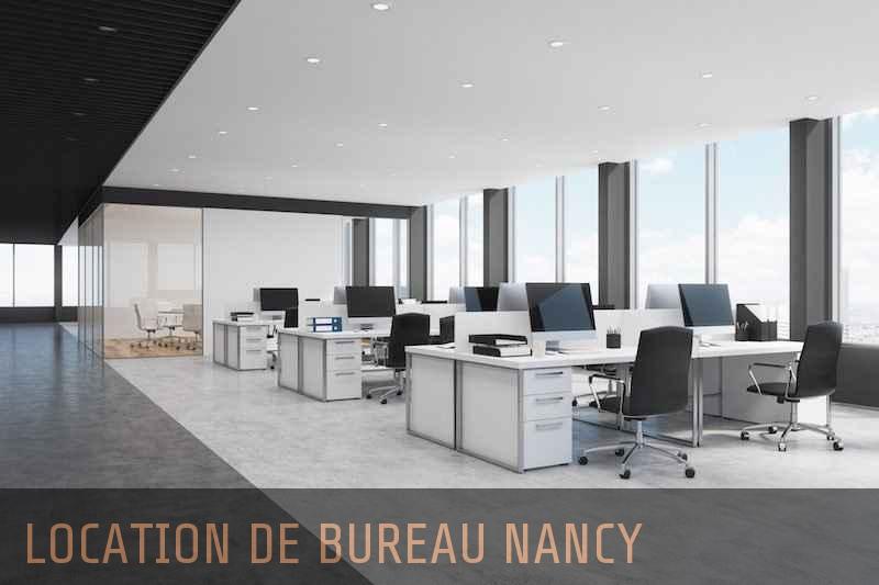 Location de bureaux à nancy